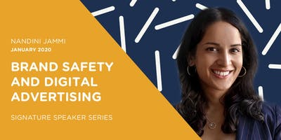 Signature Speaker Series - Sleeping Giants: Brand Safety and Digital Advertising in the Age of Platforms - AMA Richmond