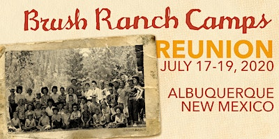 2020 Brush Ranch Camps Reunion