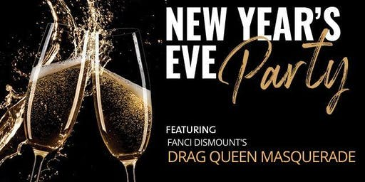 New Year's Eve Drag Queen Masquerade!