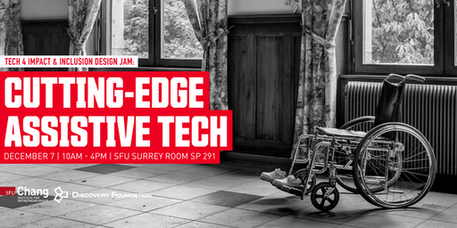 Tech 4 Impact & Inclusion Design Jam: Cutting-Edge Assistive Tech