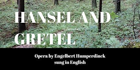 Hansel & Gretel tickets