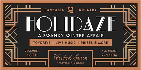 MITA AZ's Holidaze Industry Party! tickets