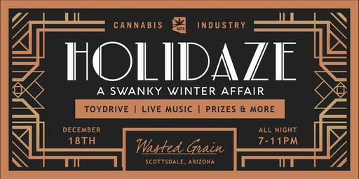 MITA AZ's Holidaze Industry Party!