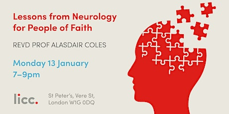 Lessons from Neurology for People of Faith tickets