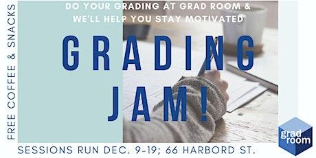 Grading Jam! tickets