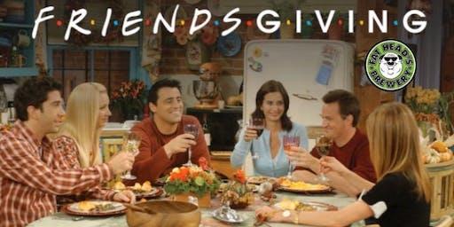 Friendsgiving Watch Party