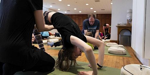 Yoga famille - 7 à 12 ans