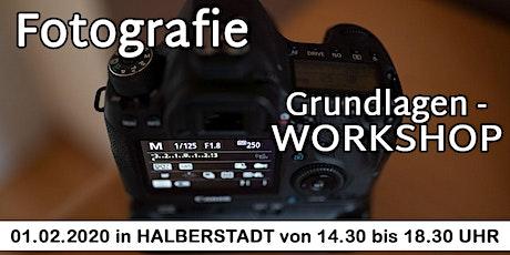 Fotografie Grundlagenworkshop: Meister deiner Kamera Tickets