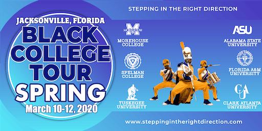 Black College Tour: Jacksonville Florida March 10-12, 2020