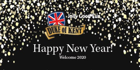 New Year's Eve Celebration at the Duke of Kent tickets