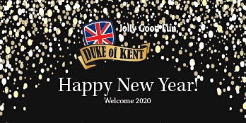 New Year's Eve Celebration at the Duke of Kent