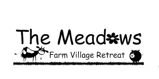 Meet Santa at The Meadows Farm Village