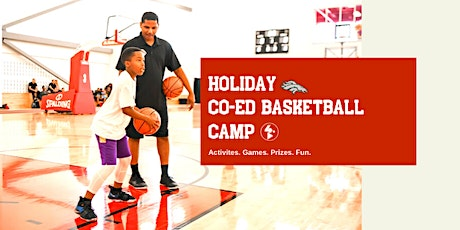 HOLIDAY CO-ED BASKETBALL CAMP tickets