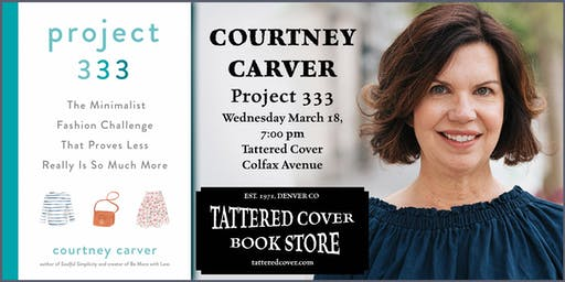 An Evening with Courtney Carver