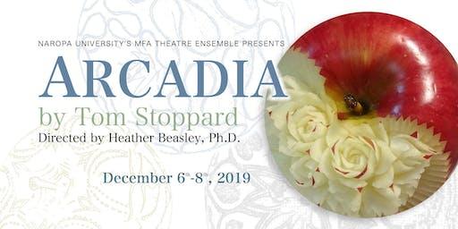 Tom Stoppard's ARCADIA