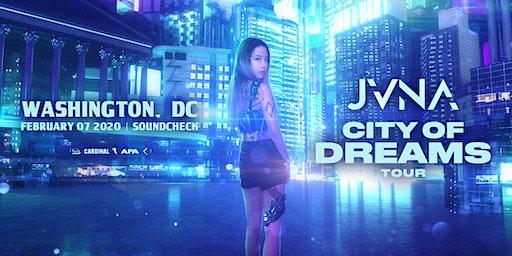 JVNA City of Dreams Tour