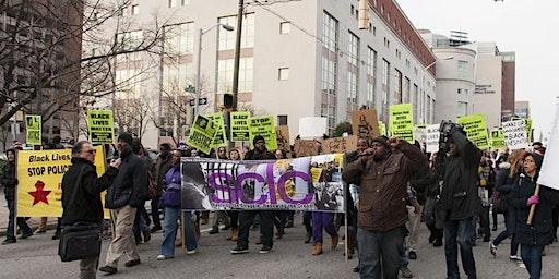 Defending Baltimore Black Activists & the Black Community