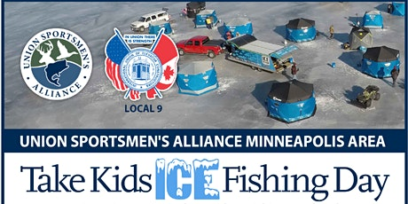 Take Kids Ice Fishing tickets