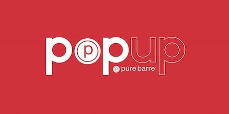 Pure Barre Pop Up at Lululemon City Creek tickets