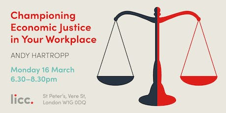 Championing Economic Justice in Your Workplace tickets