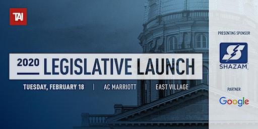 Technology Association of Iowa 2020 Legislative Launch