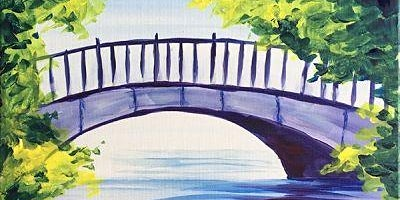 $25.00 painting at The Irish Rover Station House
