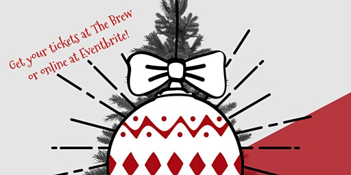 Santa is coming to The Brew!