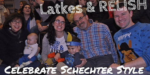 Latkes & RELISH 2019