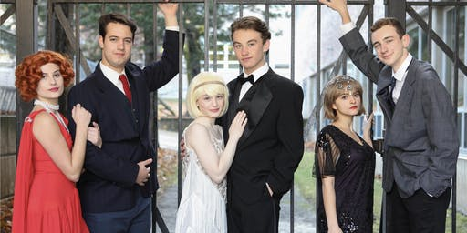 Fairfield Ludlowe Drama Club presents THE GREAT GATSBY  Fri Dec 6 @ 7:30pm