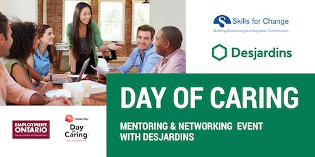 Mentoring & Networking Event with  Desjardins tickets