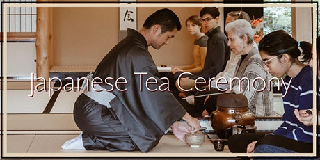 Japanese Tea Ceremony tickets