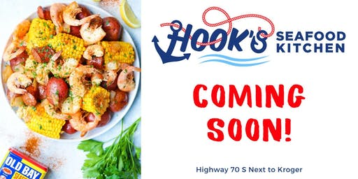 Hook's Seafood Kitchen Bellevue Grand Opening Weekend