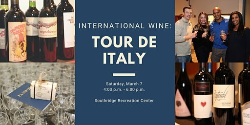 International Wine: Tour de Italy