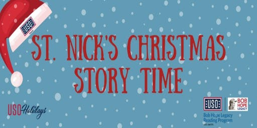 St. Nick's Story Time