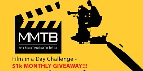 SAN JOSE-'Film n a Day' Actors/Directors Challenge/Potluck- $1,000 Giveaway tickets