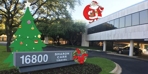 Sharon Carr Travel's 12th Annual Christmas Open House!