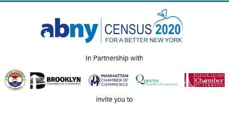 2020 Census and Business tickets
