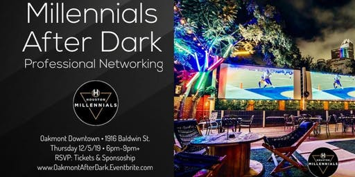 Millennials After Dark Professional Networking at Modern Oakmont