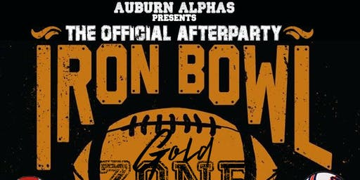 Gold ZONE 2019: The Official Iron Bowl Afterparty