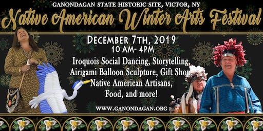 Native American Winter Arts Festival