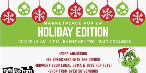 MarketPlace Pop UP: Christmas Edition