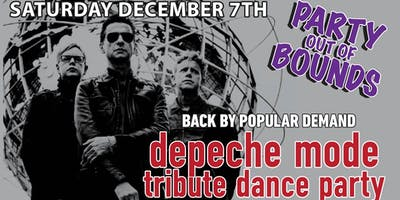 Party Out of Bounds – Depeche Mode Tribute Night