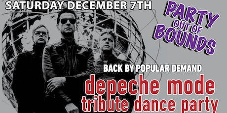 Party Out of Bounds - Depeche Mode Tribute Night tickets