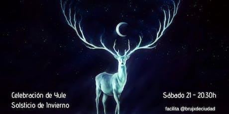 Yule - Solsticio de Invierno entradas