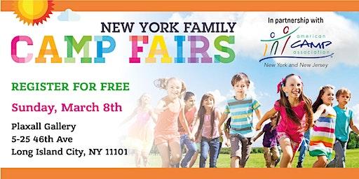New York Family Camp Fair - Long Island City
