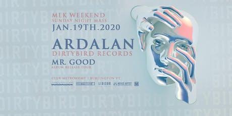 Ardalan Mr. Good Album Release Tour tickets