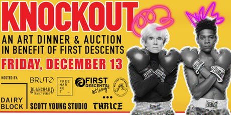 KNOCKOUT Cancer - Dinner tickets