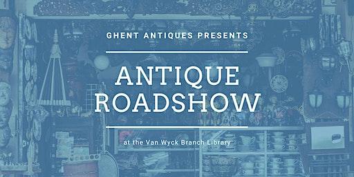 Antique Roadshow with Ghent Antiques