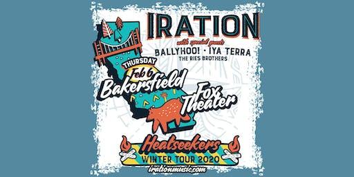 IRATION: Heatseekers Winter Tour 2020