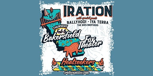 IRATION: Heatseekers Winter Tour 2020